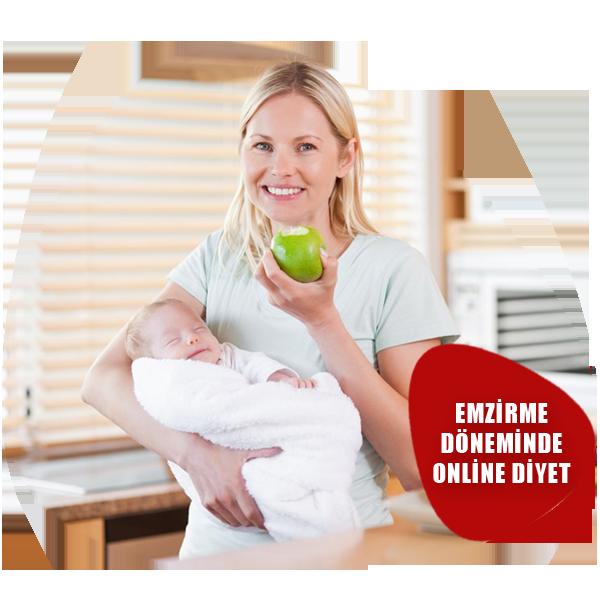 emzirme doneminde online diyet - Emzirme Döneminde Online Diyet