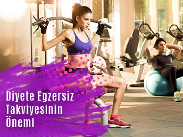 diyete egzersiz takviyesinin onemi - Diyete Egzersiz Takviyesinin Önemi