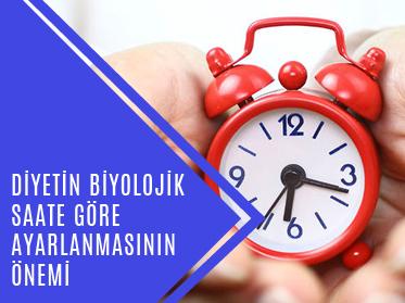 diyetin biyolojik saate gore ayarlanmasinin onemi 1 - Diyetin Biyolojik Saate Göre Ayarlanmasının Önemi