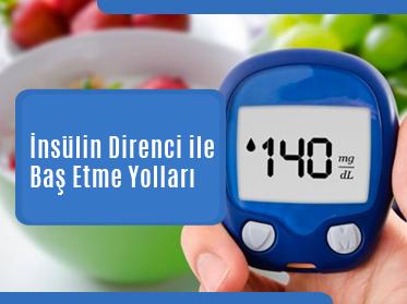 insulin direnci ile bas etme yollari - İnsülin Direnci ile Baş Etme Yolları