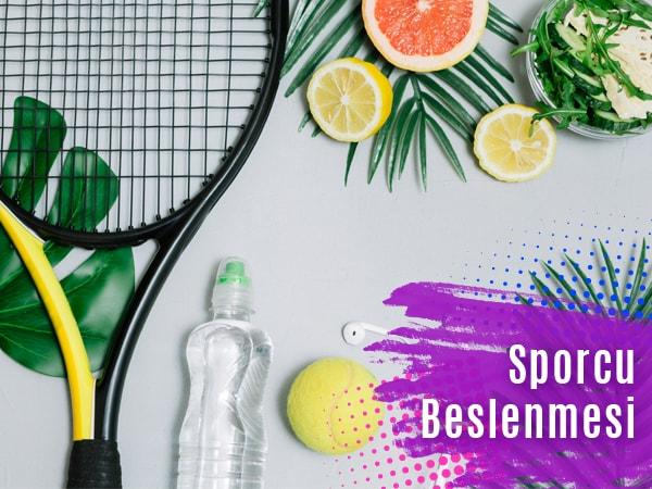 sporcu beslenmesi - Sporcu Beslenmesi için Diyetisyen Arayışında Çözüm Ortağınız Merve Kalelioğlu