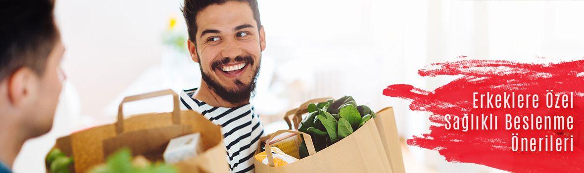 erkeklere ozel saglikli beslenme - Erkeklere Özel Sağlıklı Beslenme Önerileri