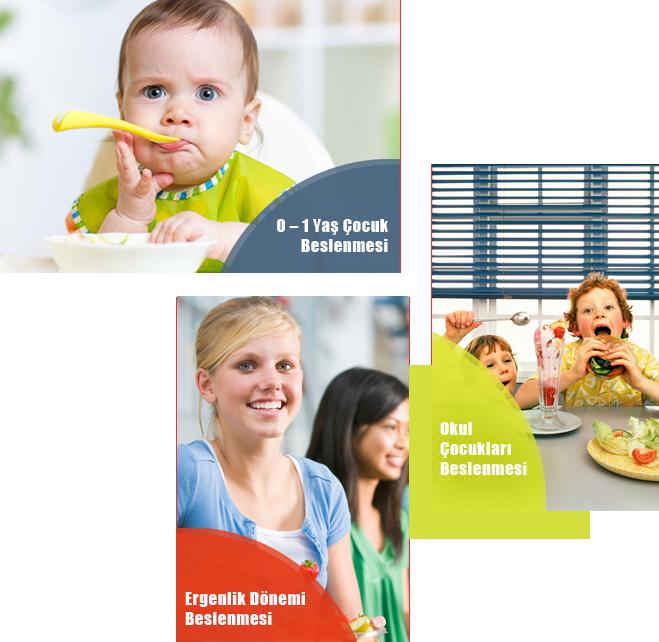 bireysel hizmetler cocuklar ve genclere ozel beslenme - Çocuklara ve Gençlere Özel Beslenme
