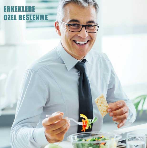erkeklere ozel beslenme - Erkeklere Özel Beslenme