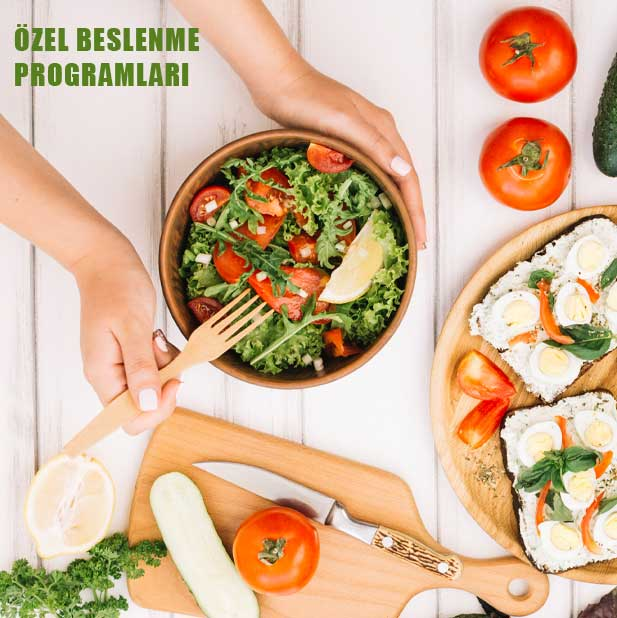 ozel beslenme programi - Özel Beslenme Programları