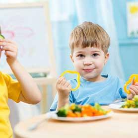 bireysel hizmetler cocuklar ve genclere ozel beslenme  - Bireysel Hizmetler