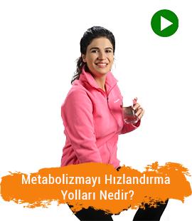 metabolizmayi hizlandirma yollari - Videolar