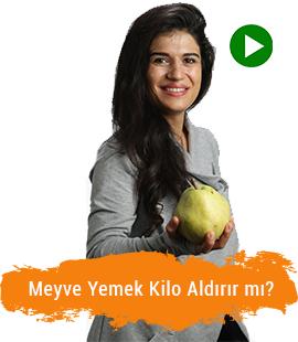 meyve yemek kilo aldırırmı - Videolar