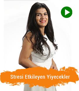 stresi etkileyen yiyecekler - Videolar