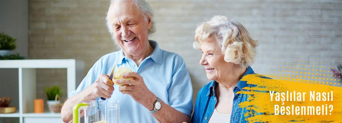 yaslilar nasil beslenmelidir - Yaşlılar İçin Diyetisyen Tavsiyeleri